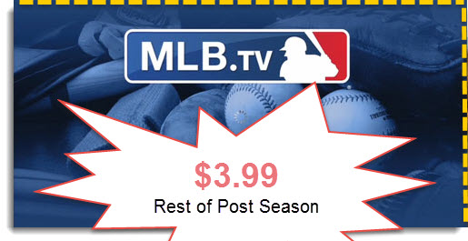 mlb.tvlogo 3.99 9rest of postseason
