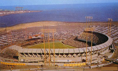 CandlestickPark IN THE SIXTIES