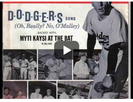 dodgers song