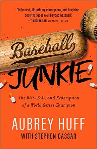 Baseball Junkie Aubrey Huff