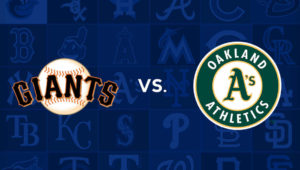 A's -Giants Discount Tickets